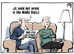 Middle East by Tom Janssen
