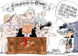 Bare Witness by Pat Bagley