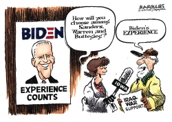 Biden Experience by Jimmy Margulies