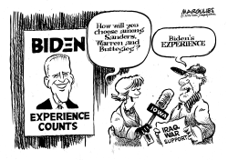 BidenExperience by Jimmy Margulies