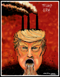 Trump EPA by J.D. Crowe