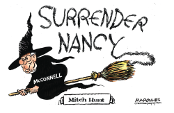 Mitch Hunt by Jimmy Margulies