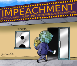Impeachment the movie by Arcadio Esquivel