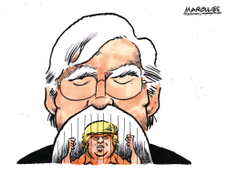 John Bolton by Jimmy Margulies