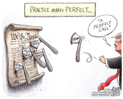 Perfect call by Adam Zyglis