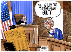 Constitution on Trial by Dave Whamond
