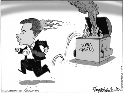 Mayor Pete Wins by Bob Englehart