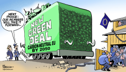 EU Green Deal by Paresh Nath
