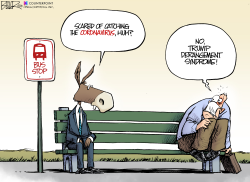 Democrats and Coronavirus by Nate Beeler