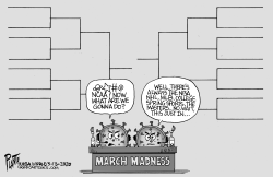 March Madness and... by Bruce Plante