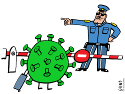 border control by Schot
