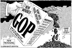 Repackaging the GOP by Wolverton