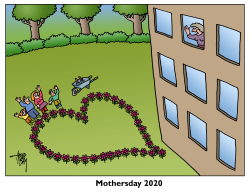 Mothersday 2020 by Arend van Dam