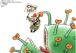 Open Up! by Pat Bagley