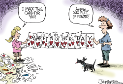 Mother's Day by Joe Heller