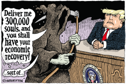 Making a Deal with Death by Monte Wolverton