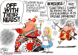 Go Ask Alice by Pat Bagley
