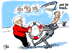 EU Corona fund not for free by Tom Janssen