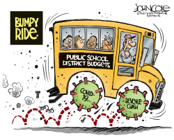 NATIONAL - Pandemic school budgets by John Cole