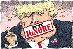 Just Ignore by Monte Wolverton