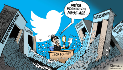 Twitter mess by Paresh Nath