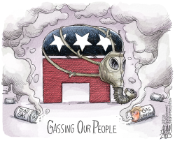 New GOP by Adam Zyglis