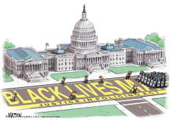 Police Reform Bill on Capitol Hill by R.J. Matson