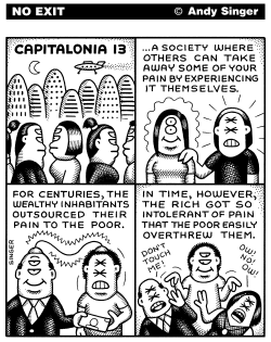 Capitalonia 13 by Andy Singer