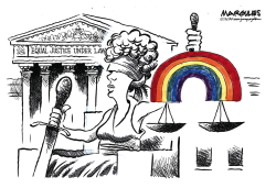 LGBTQ Court ruling by Jimmy Margulies