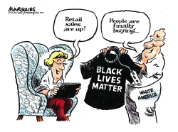 Black Lives Matter by Jimmy Margulies