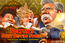 Bolton's scary bedtime stories by Bart van Leeuwen