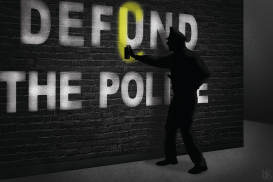 Defend the Police by NEMØ