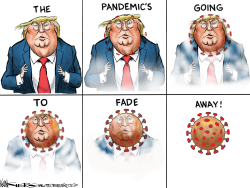 Heating Up and Fading Away by Kevin Siers