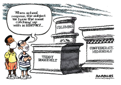 U.S. History and Racism by Jimmy Margulies