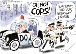 Criminal Accomplice by Pat Bagley