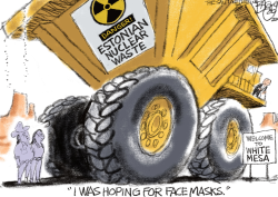 LOCAL: Tribal Lands by Pat Bagley