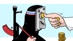 The Wagner terror group by Emad Hajjaj