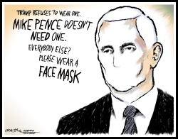 Wear a Face Mask by J.D. Crowe