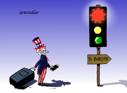 Red Light by Arcadio Esquivel