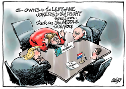 As of July Germany chairs the EU. by Jos Collignon