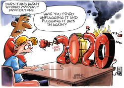 2020 buyer's remorse by Dave Whamond