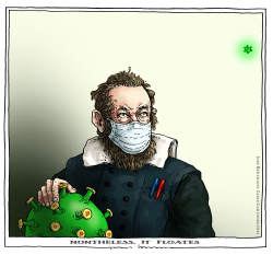 nontheless, it floates by Joep Bertrams