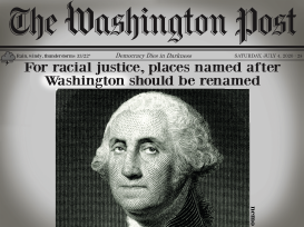 Rename the Washington Post by NEMØ
