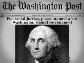 Washington Post to rename itself? by NEMØ