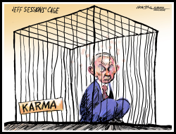Jeff Sessions' Cage by J.D. Crowe