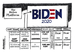 The Biden Platform by Jimmy Margulies