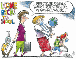 Back to school by John Darkow