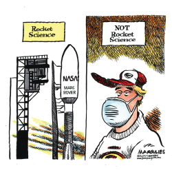 NOT Rocket Science by Jimmy Margulies
