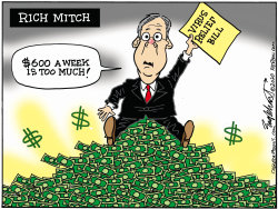 Rich Mitch by Bob Englehart