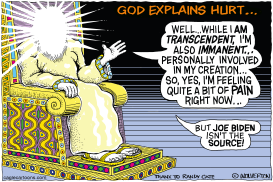 Hurt God by Monte Wolverton
